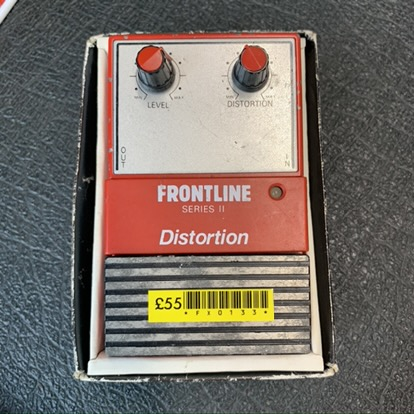 Frontline Series II Overdrive (no battery cover
