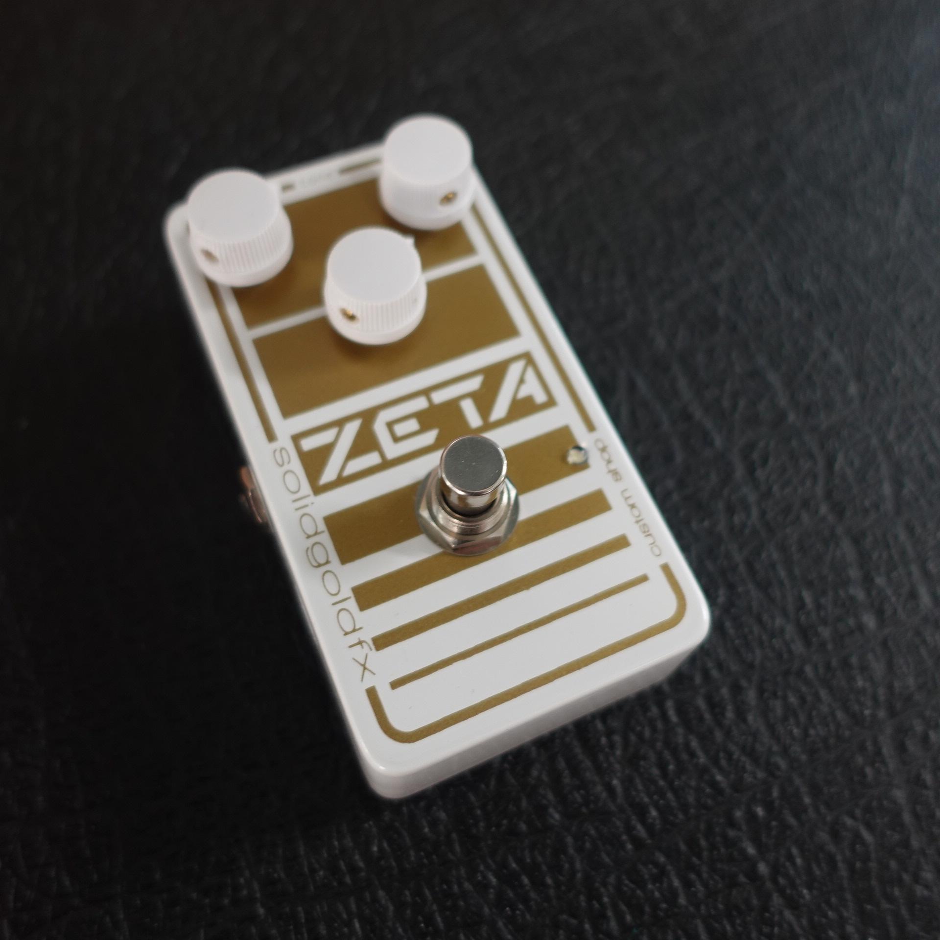 Solid Gold FX Zeta Gold