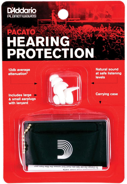 Daddario PACTO earplugs TTMN