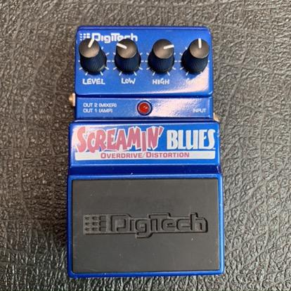Digitech Screamin' Blues OD/DIS