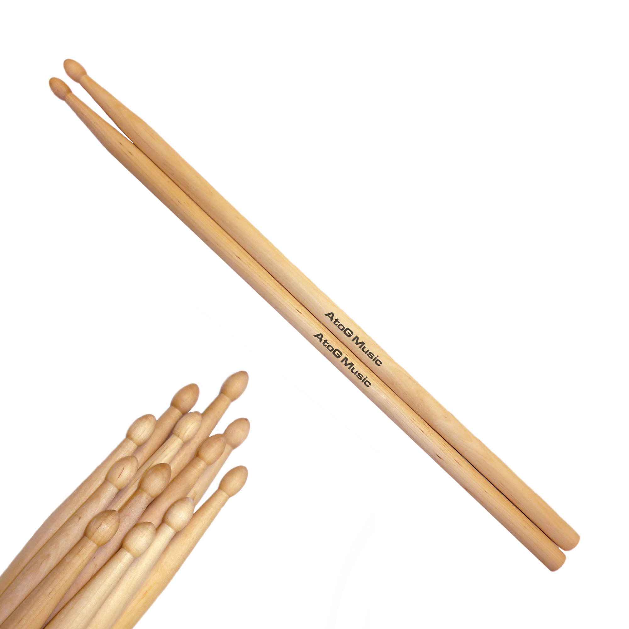 5A AtoG sticks