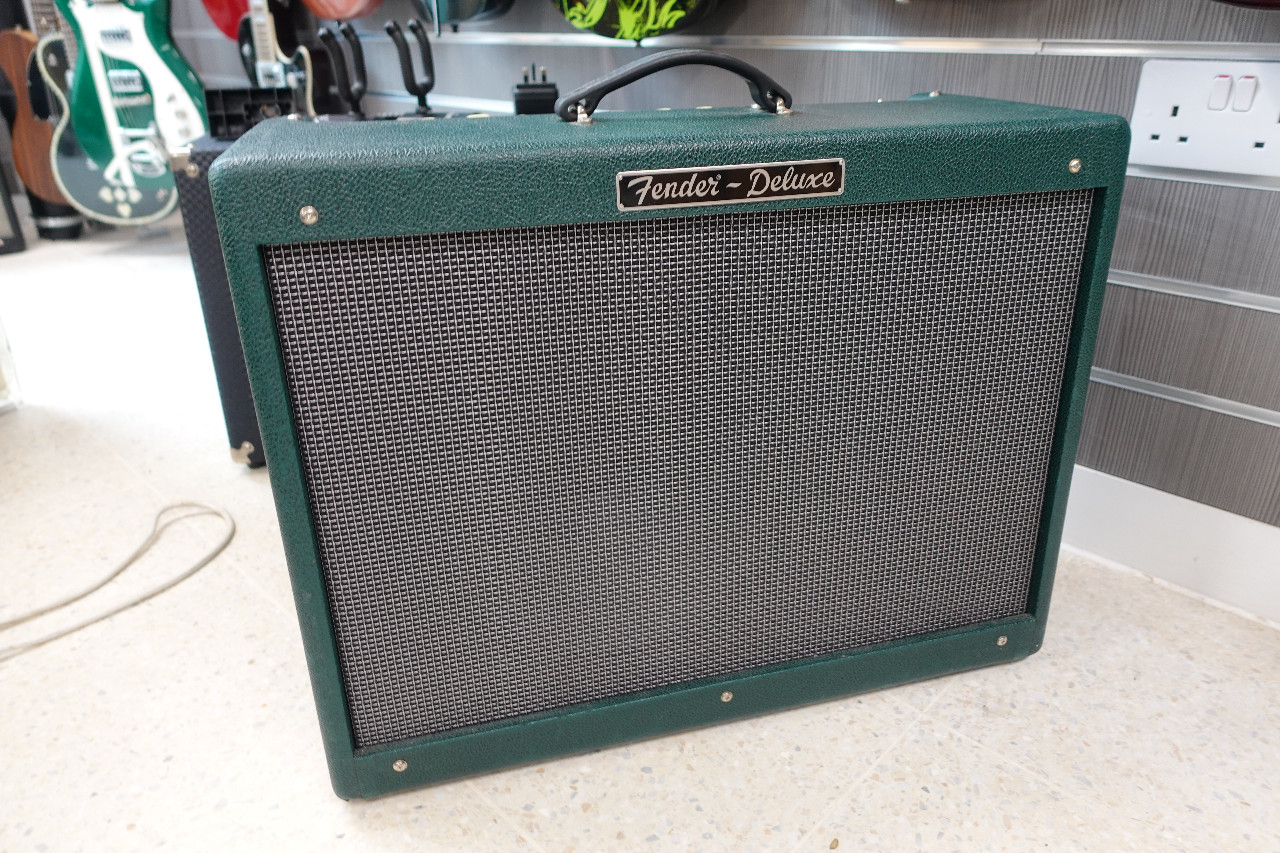 Fender HOTROD Deluxe Racing Green