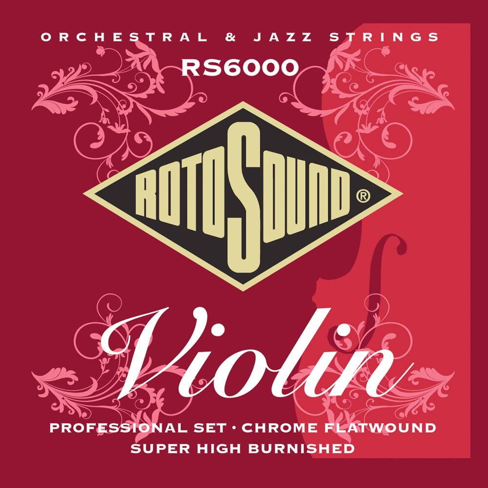 Rotosound RS600 Professional Violin Strings