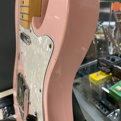 Fender Thinline Tele MX Shell Pink