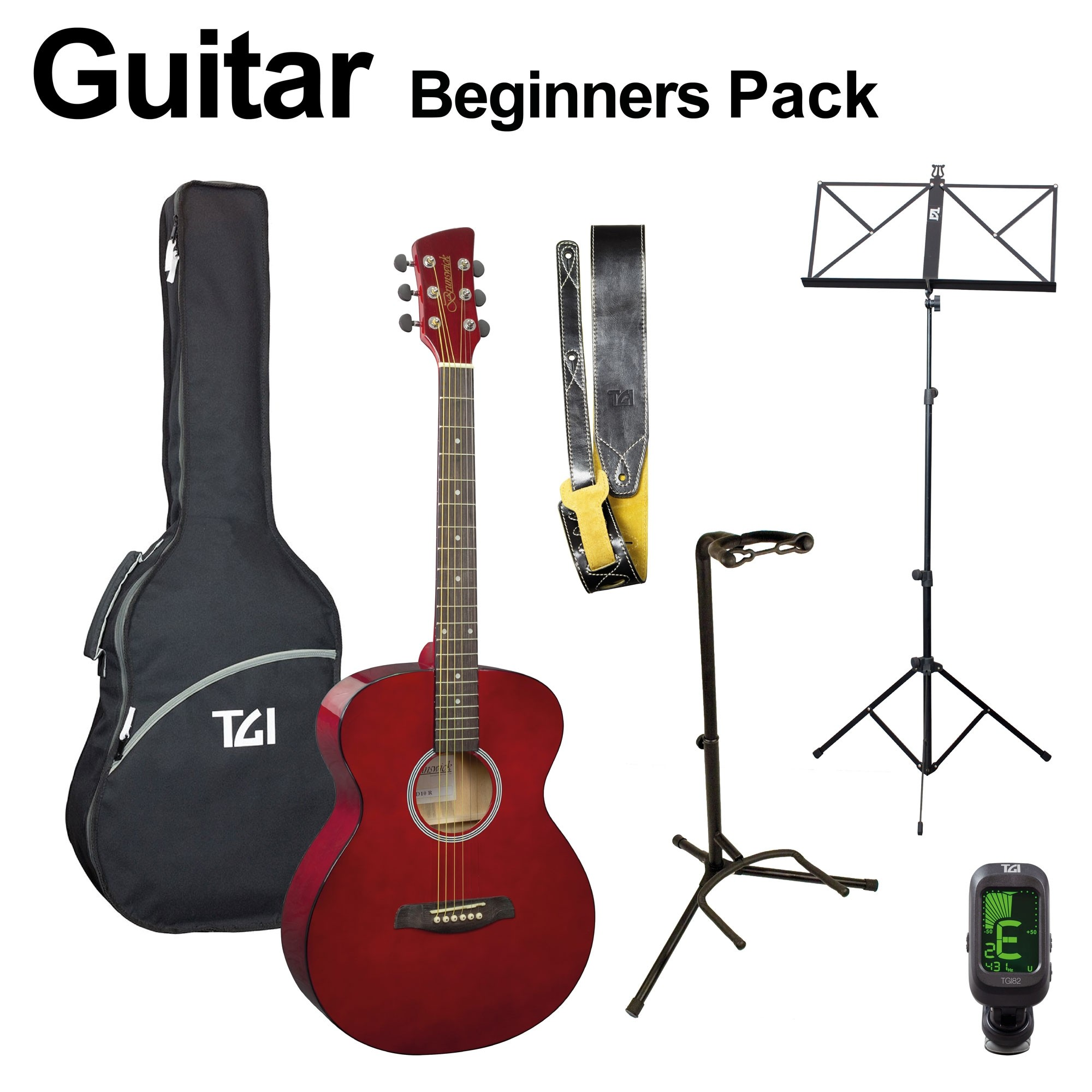 Beginners Guitar pack