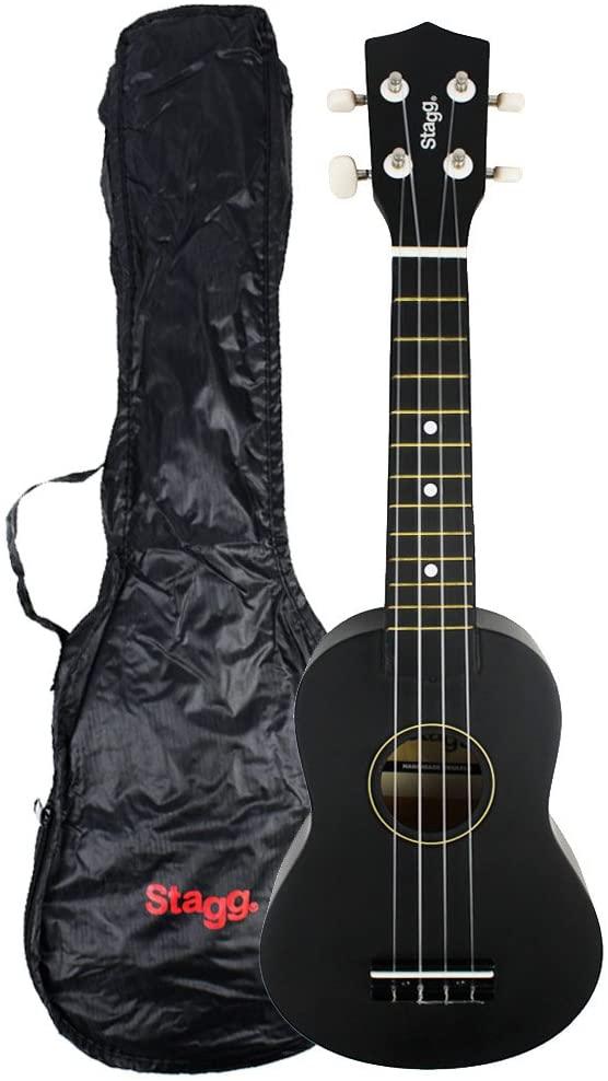 Stagg Soprano Ukulele inc bag
