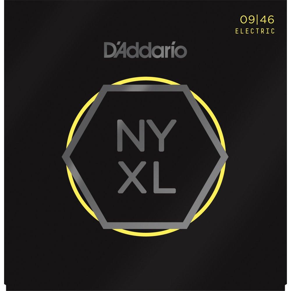 D'ADDARIO  NYXL 09-46 Electric String