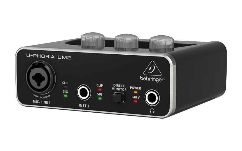 Behringer UM2 usb interface