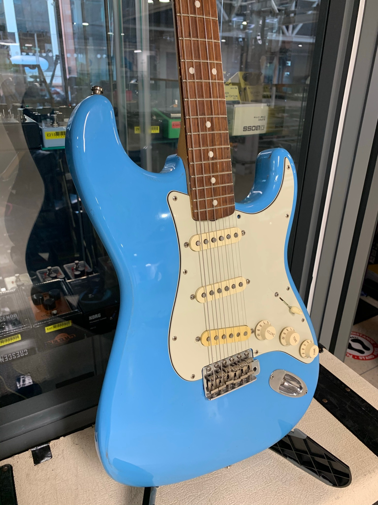 Squier Made in Japan Strat (80s)