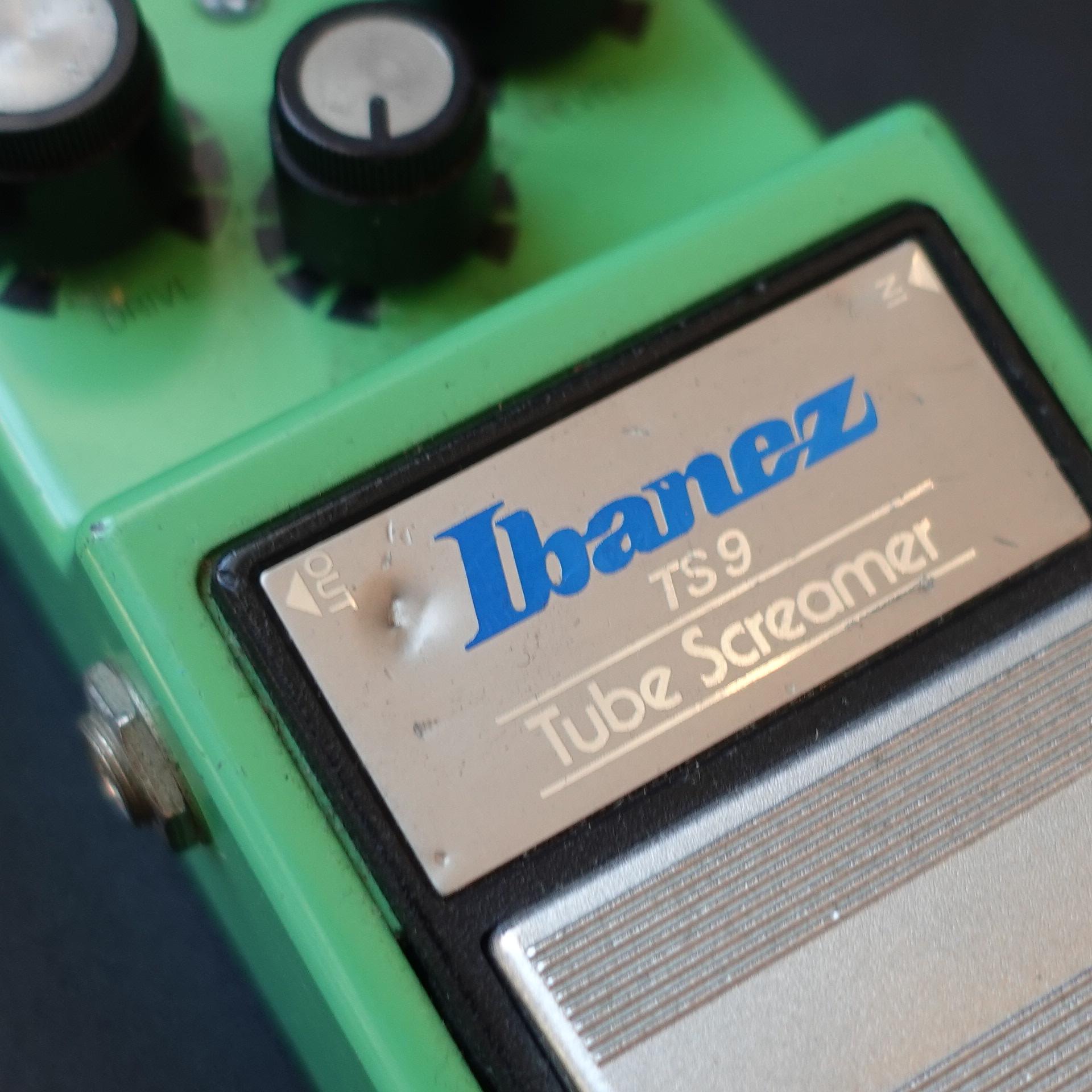 Ibanez TS9 (JAPAN)
