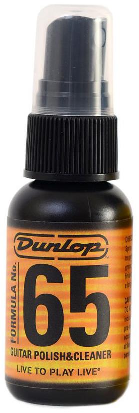 Dunlop 65 polish