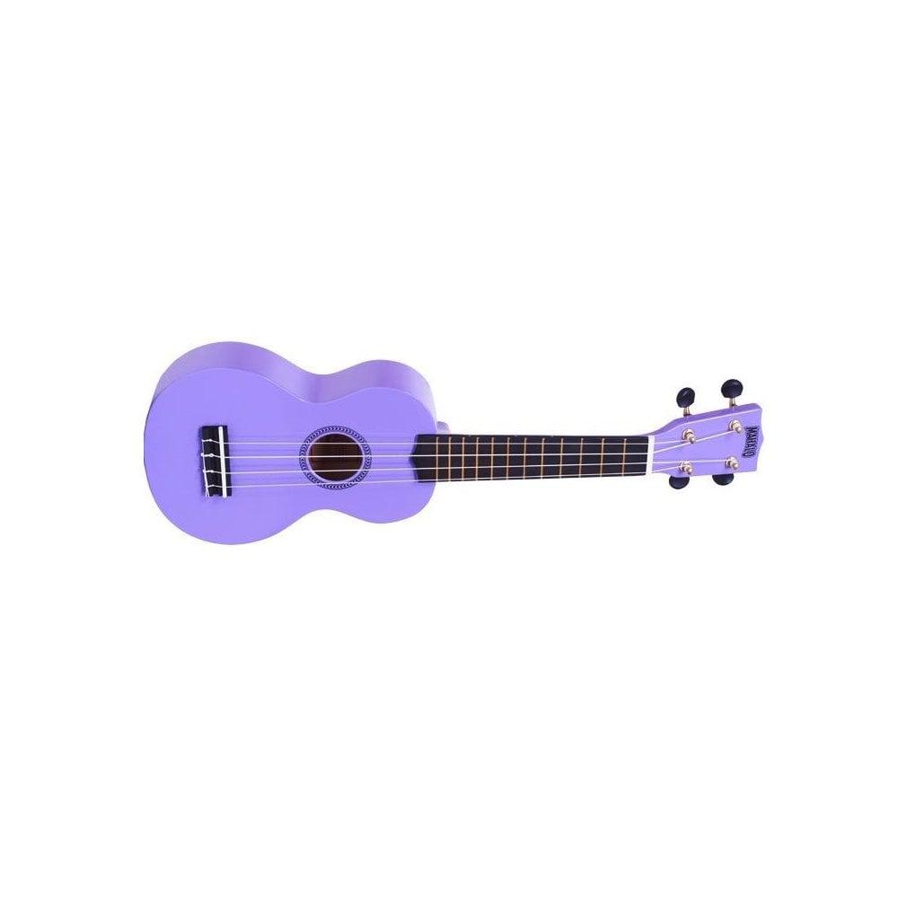Mahalo Ukulele Purple