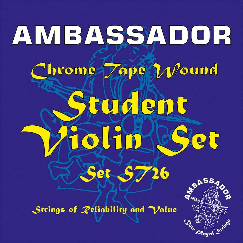 Ambassador Student Violin Strings