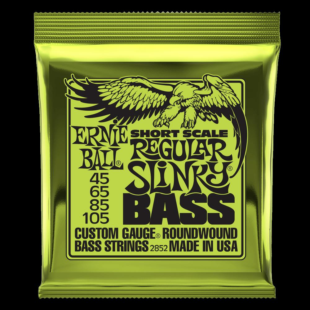 EB SHORT SCALE REGULAR SLINKY BASS 45 - 105