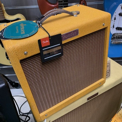 Fender Pro Junior Amp Tweed (Jensen Speaker)