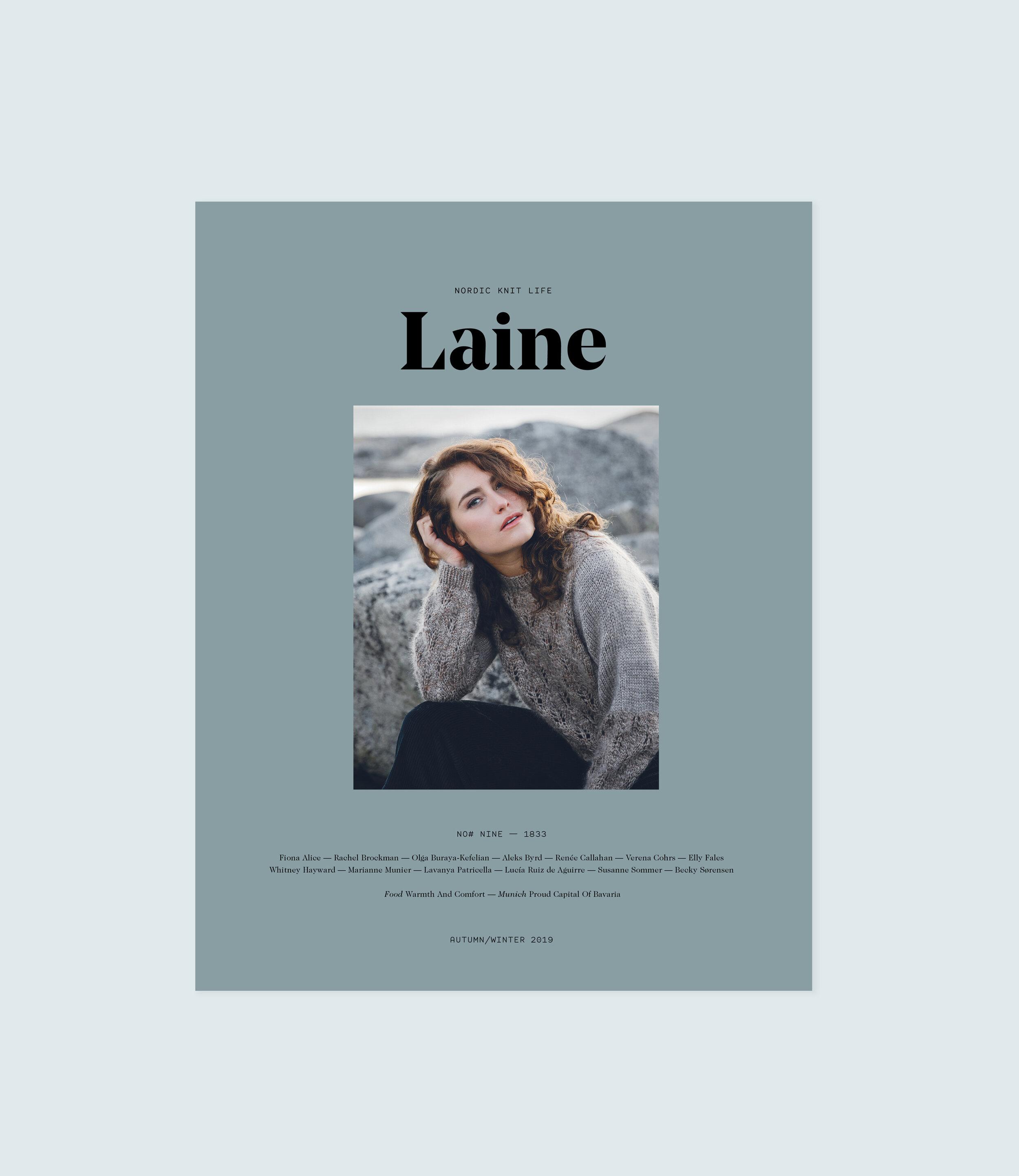 Laine Magazine, issue 9