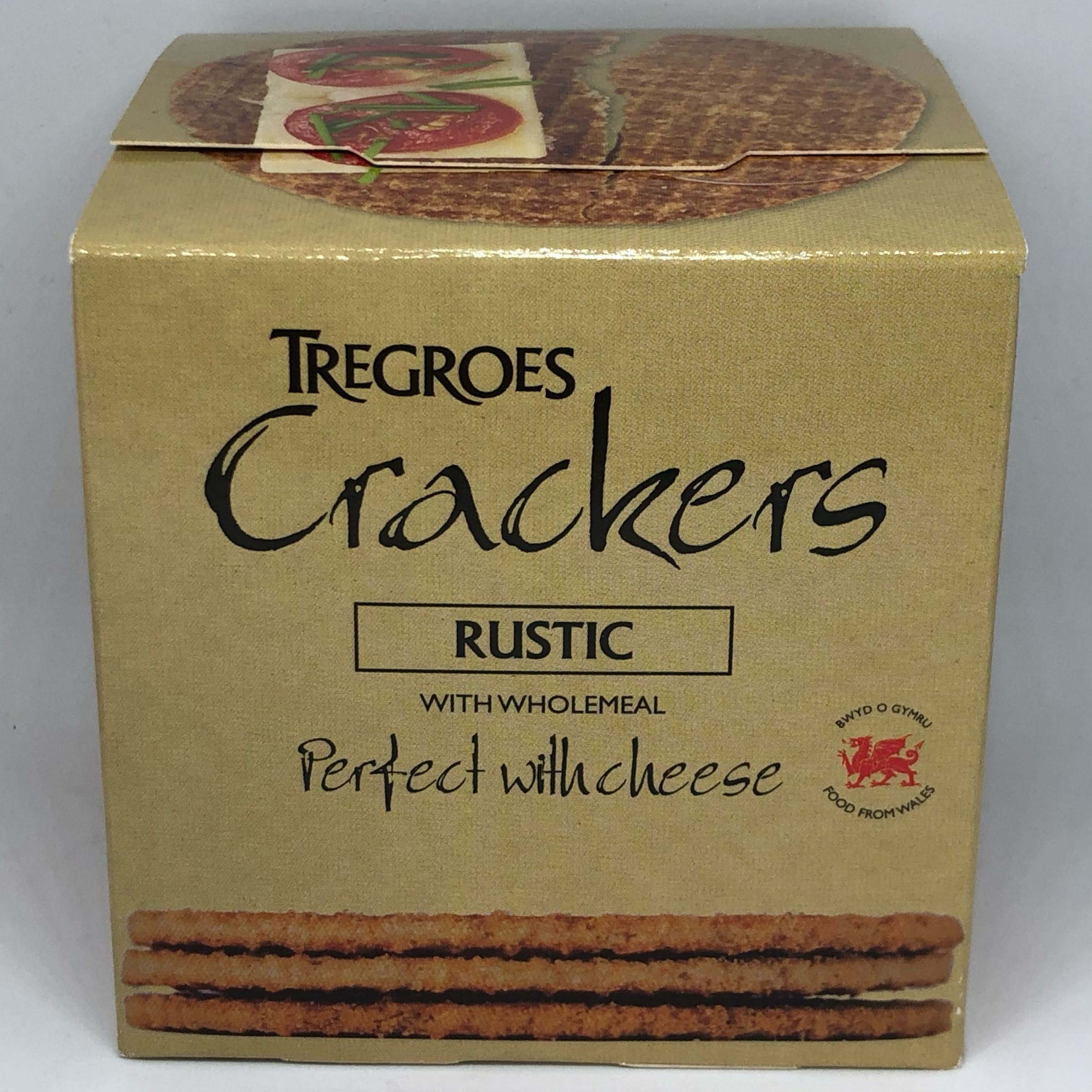 Tregroes Crackers