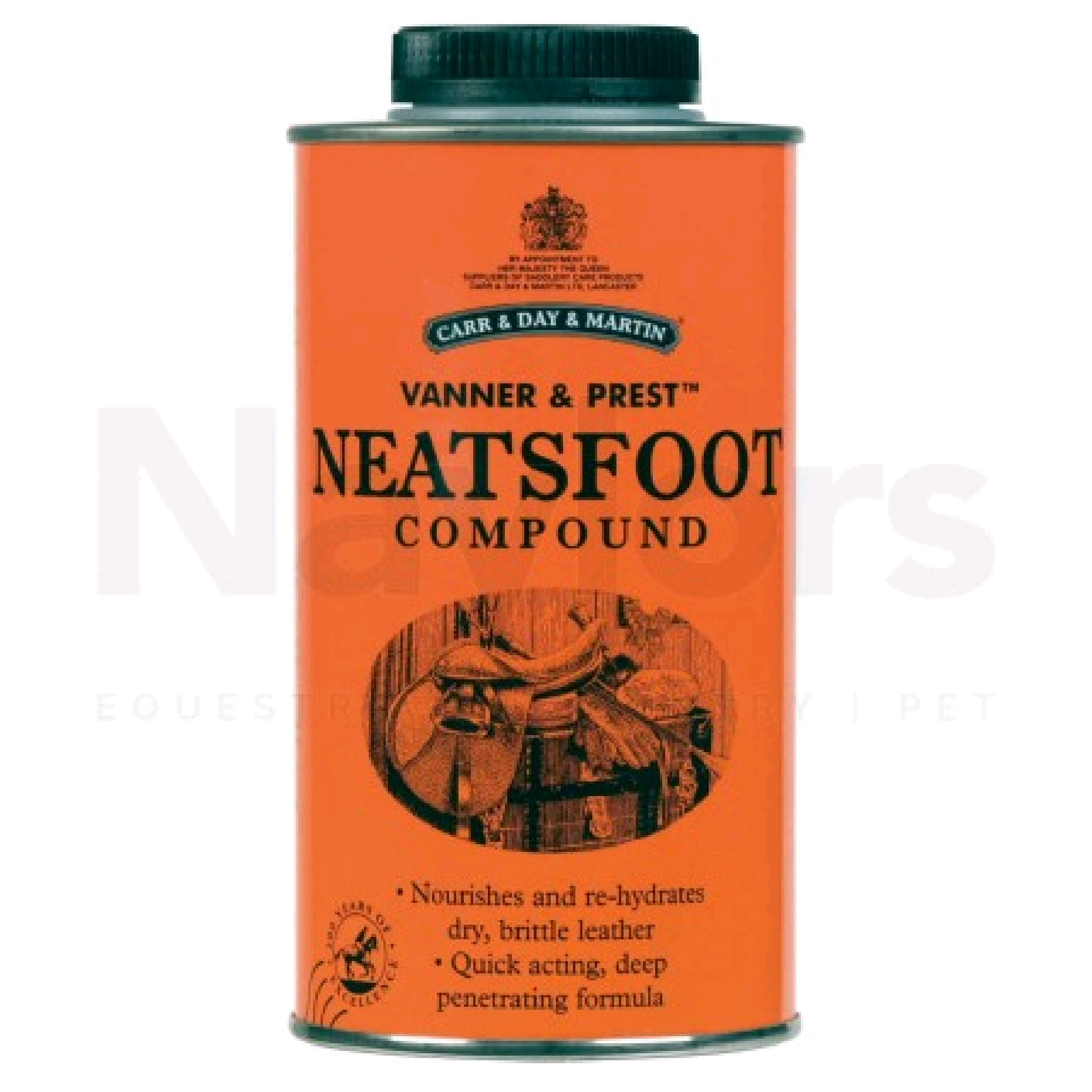 Carr & Day & Martin Neatsfoot Leather