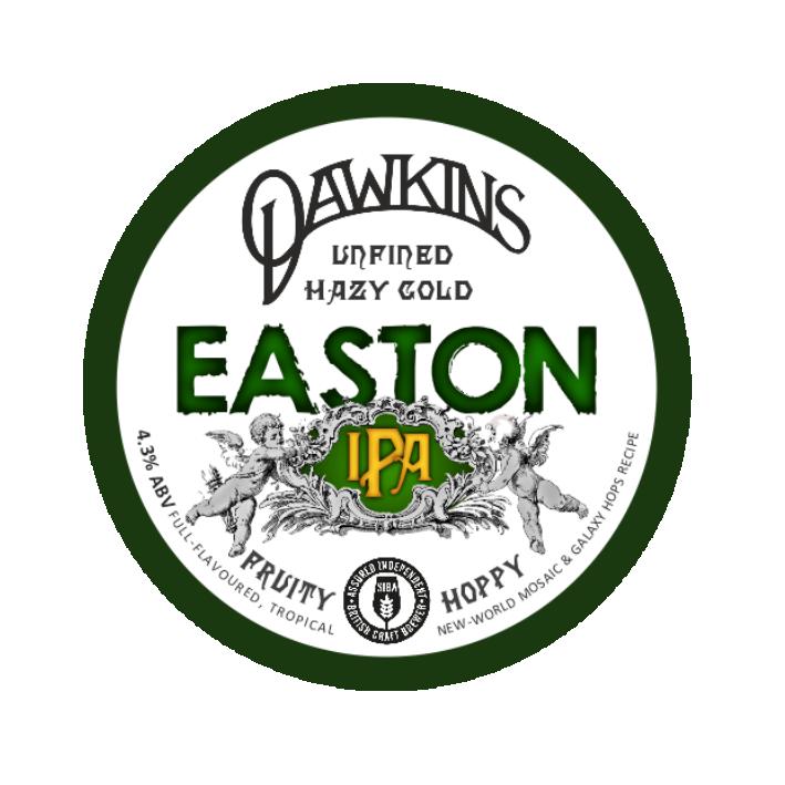 Easton IPA - Cask