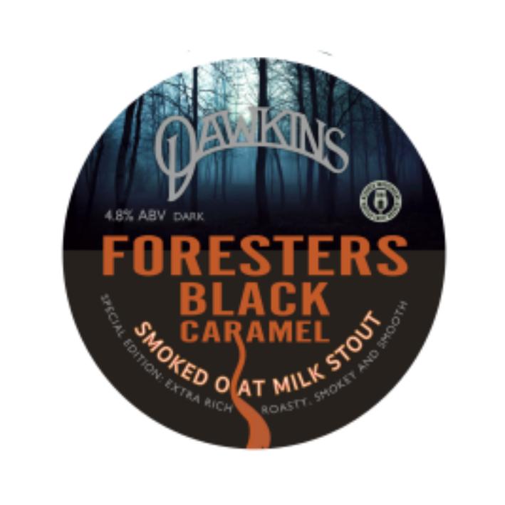 Foresters Black Caramel - Cask
