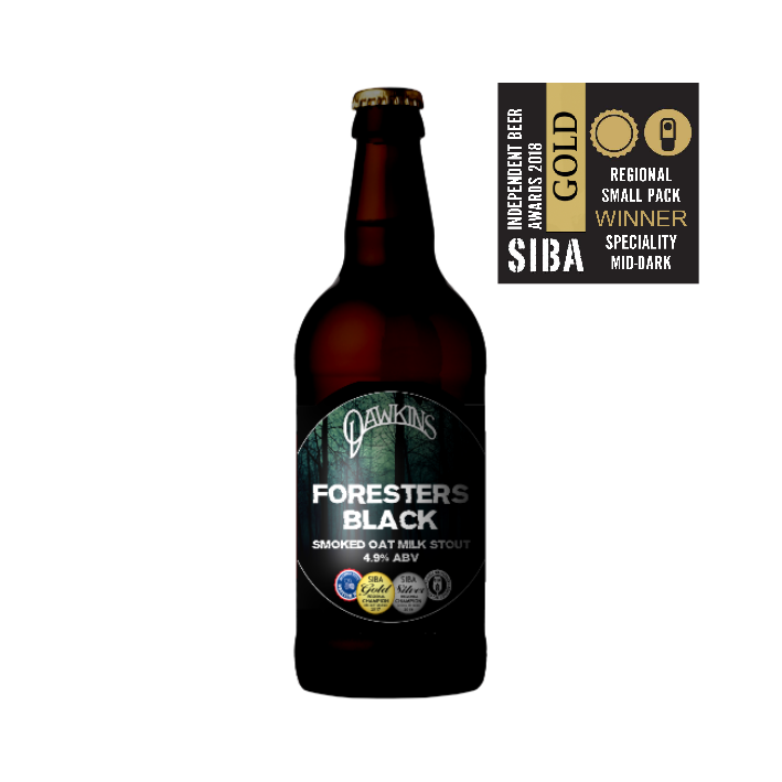 Foresters Black 500ml