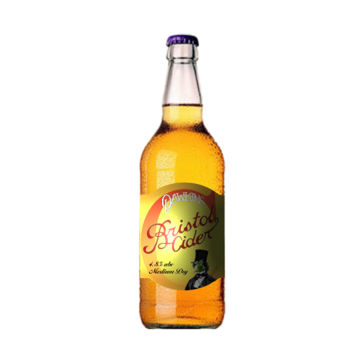 Bristol Cider 500ml