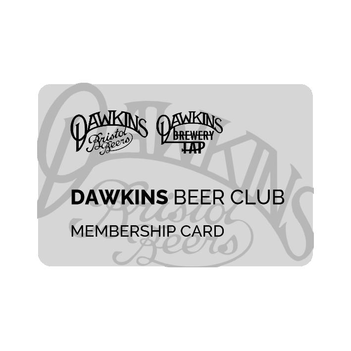 Dawkins Beer Club Membership