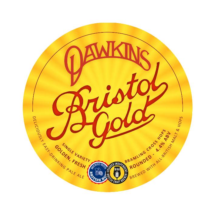 Bristol Gold - Keg