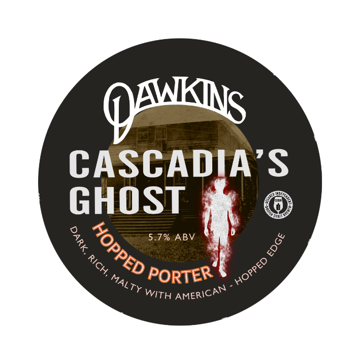 Cascadia's Ghost Keg
