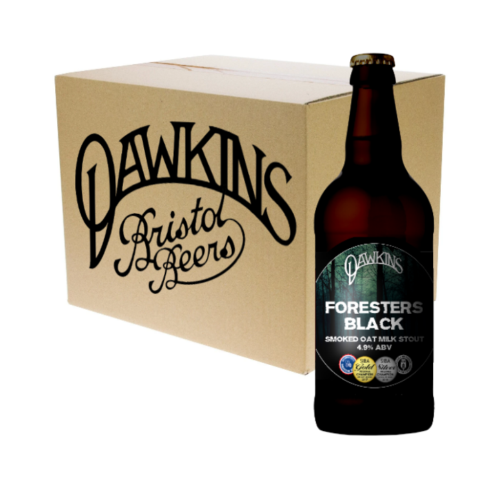 Foresters Black Case (12 x 500ml)