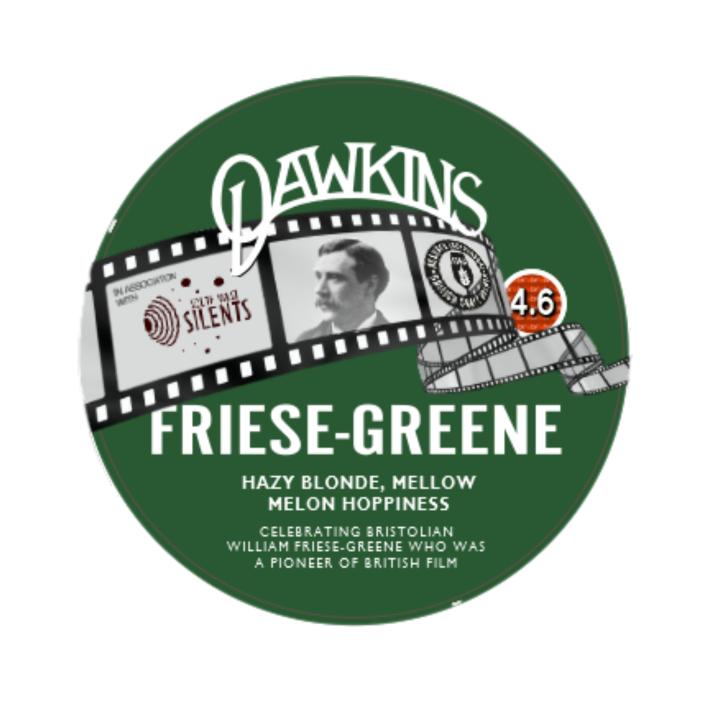 Friese-Greene - Keg