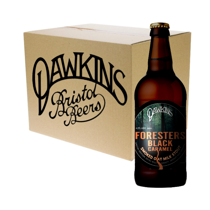 Foresters Black Caramel case (12 x 500ml)