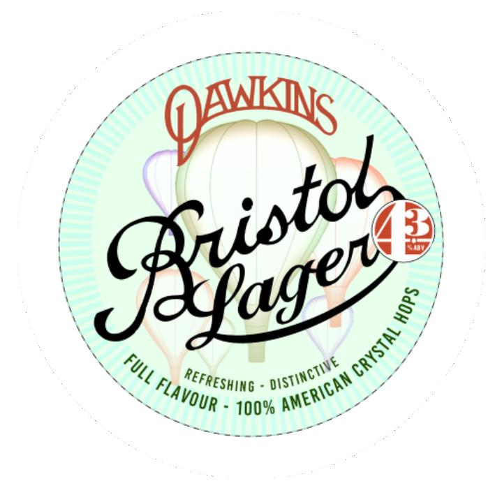 Bristol Lager - Keg