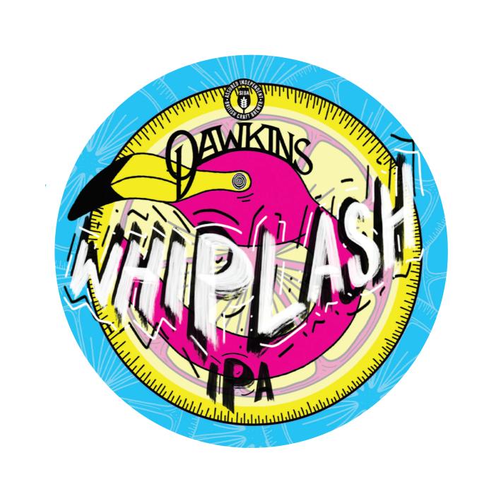 Whiplash IPA - Keg