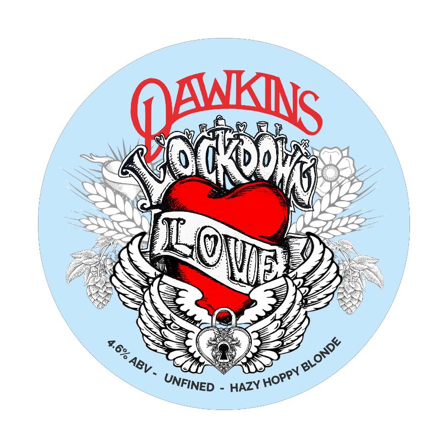 Lockdown Love - keg