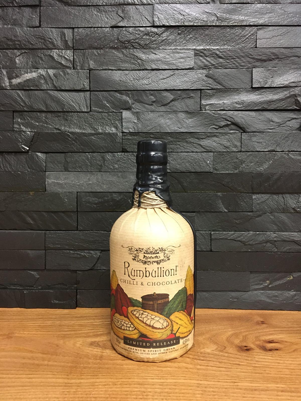 Ableforths Rumbullion Chilli & Choc 50cl