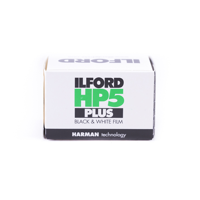 Ilford HP5 Plus 135-36
