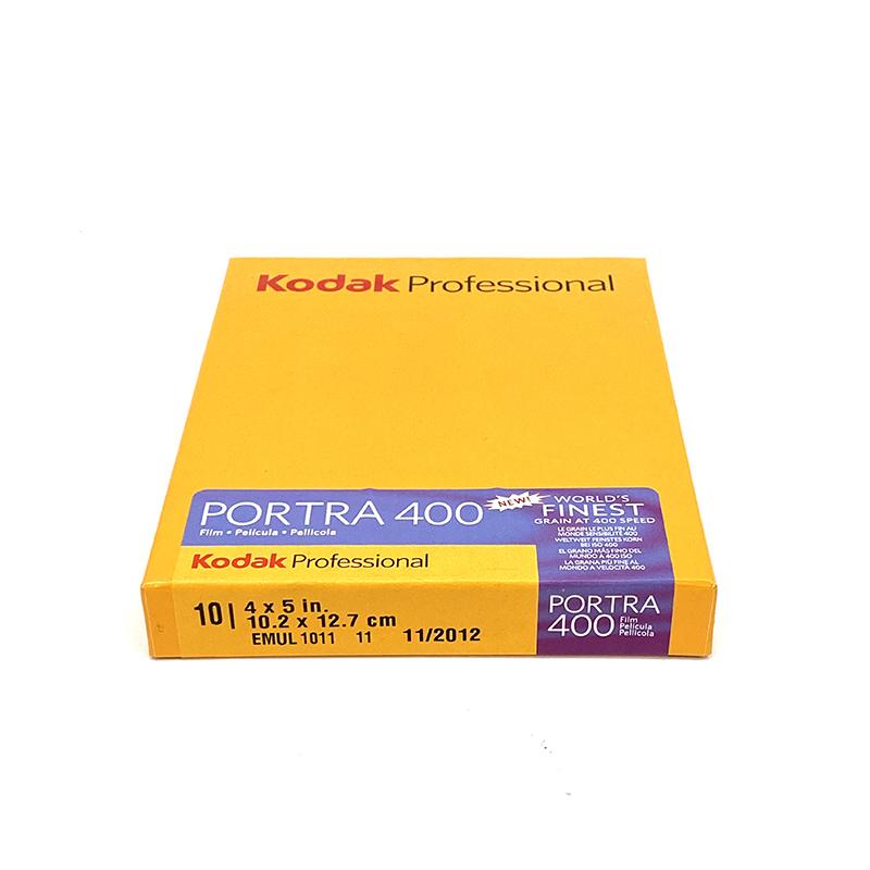 """Kodak Portra 400 4x5"""" """"UTGÅNGEN"""""""