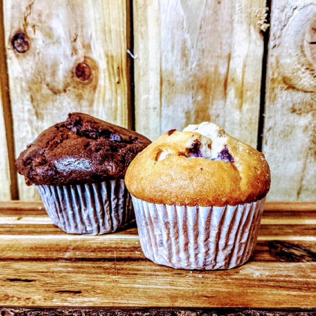 Bluberry Muffin