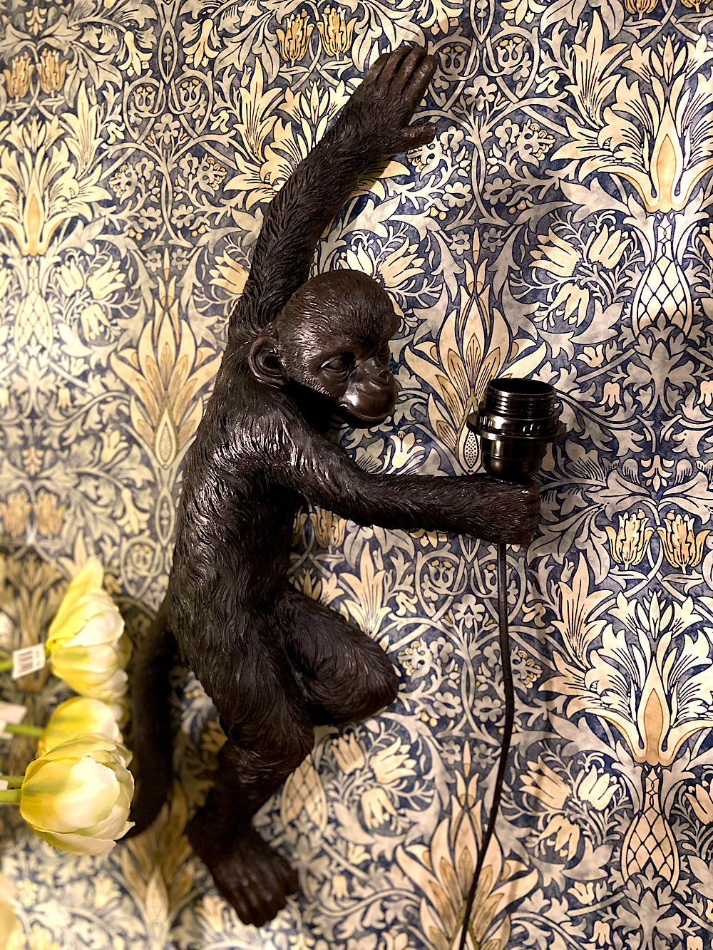 Apina seinävalaisin