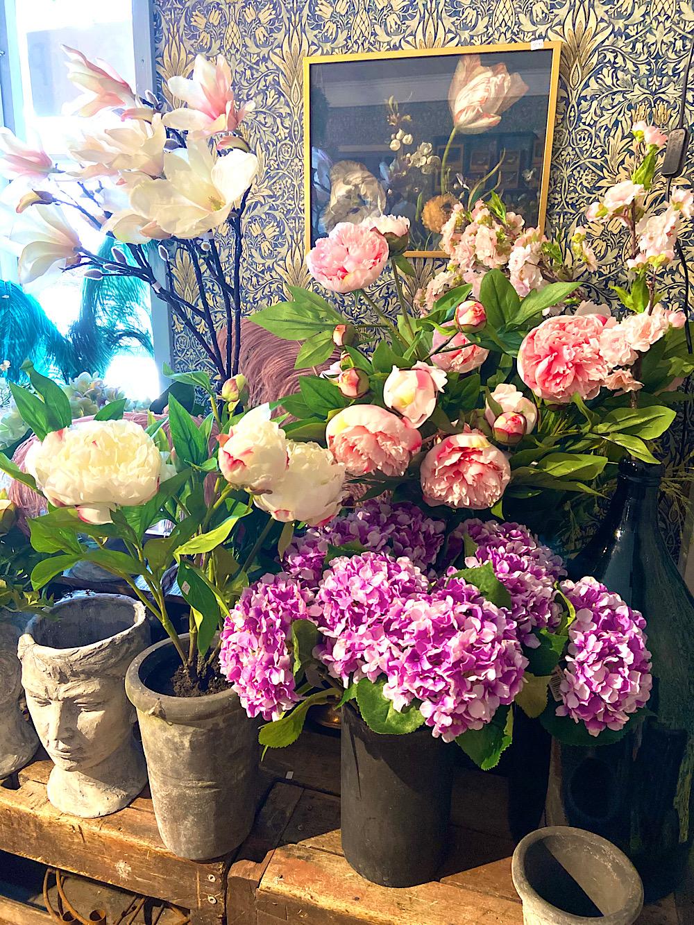 Mr Plant Hortensia vaalea lila