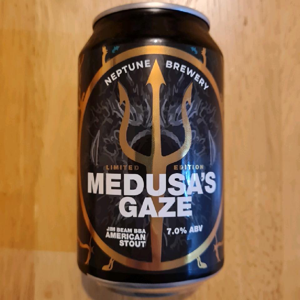 Neptune Medusas Gaze Jim Beam BA