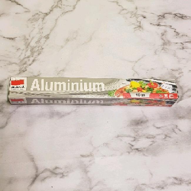 Aluminiumfolie 10m