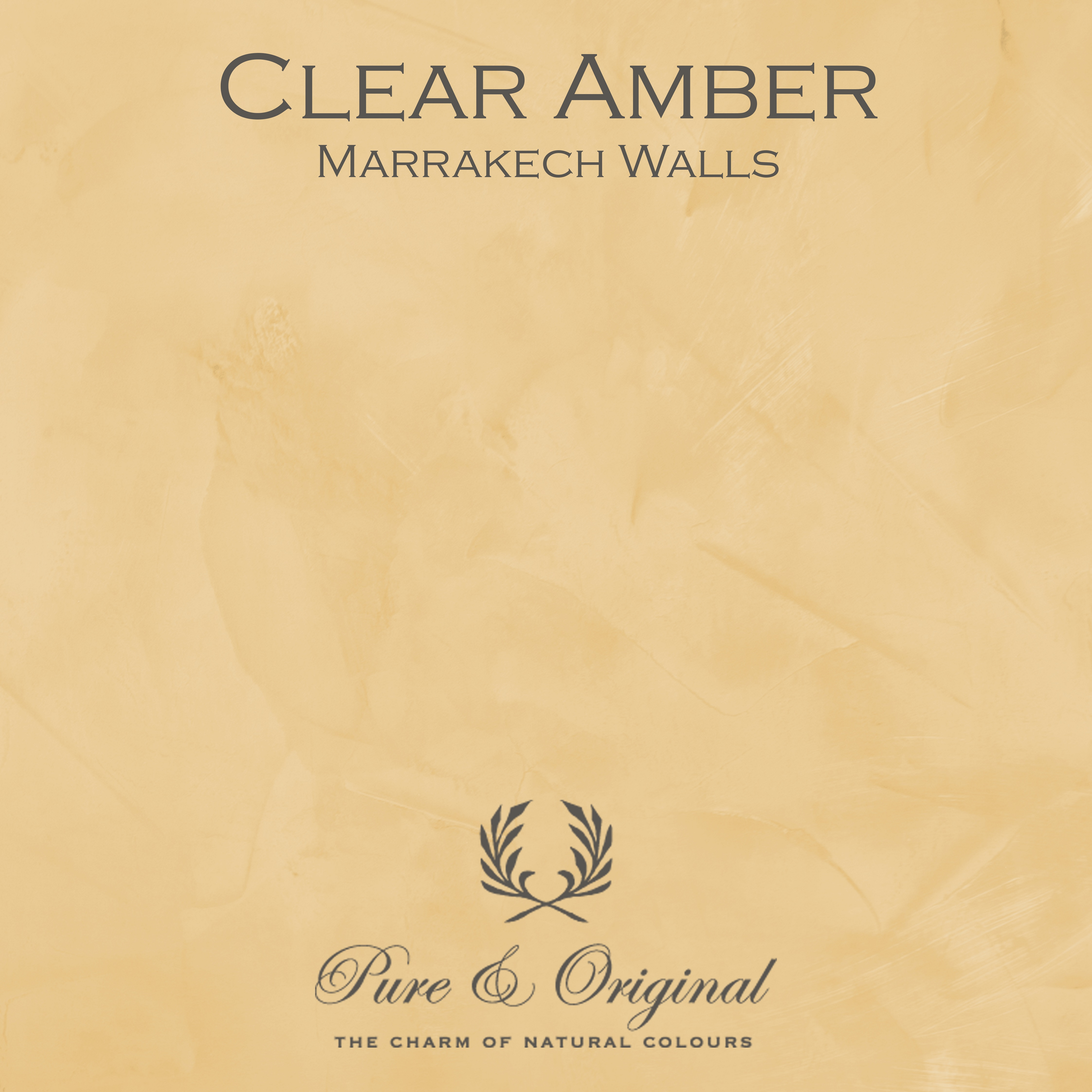Kulör Clear Amber, Marrakech Walls