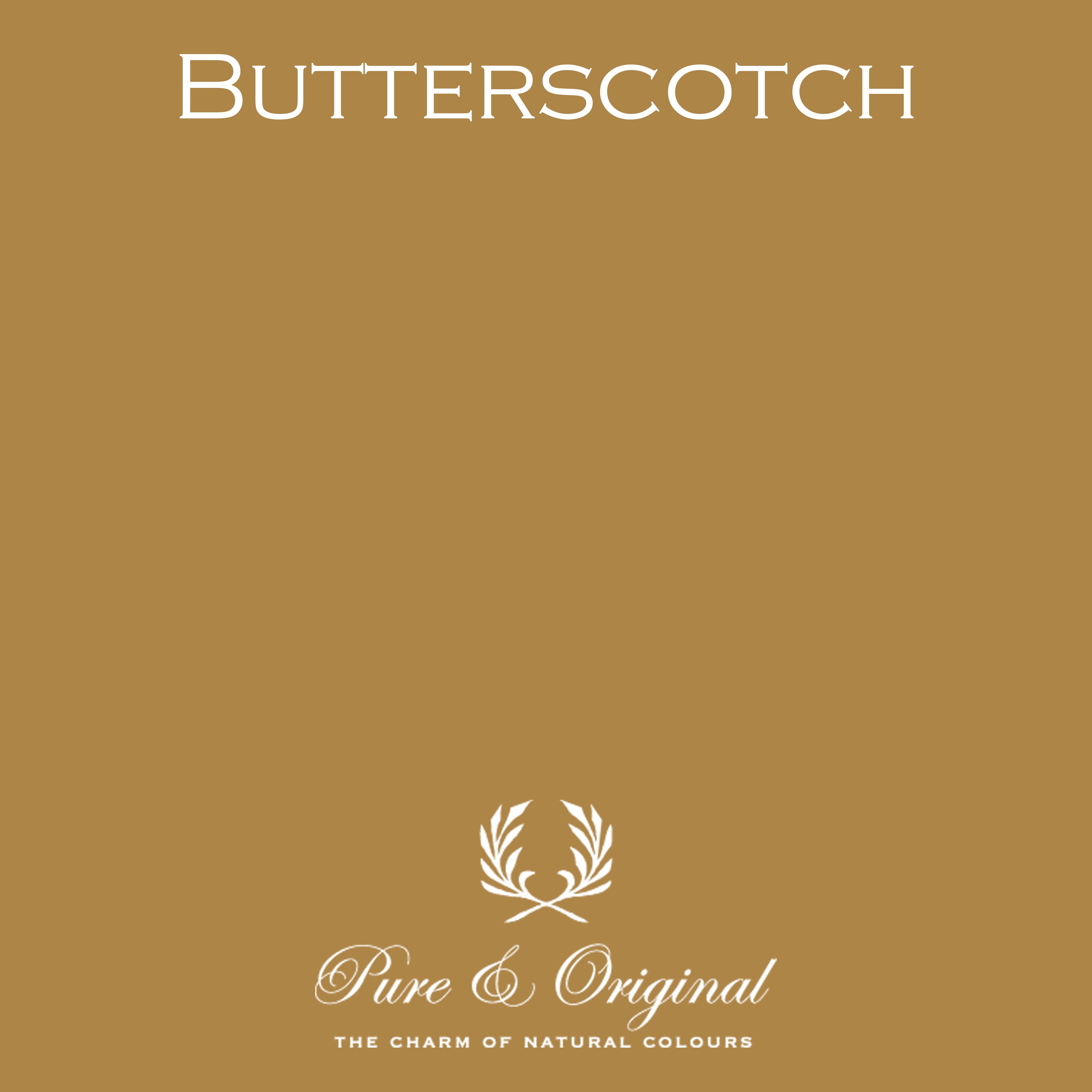 Kulör Butterscotch, Classico kritfärg