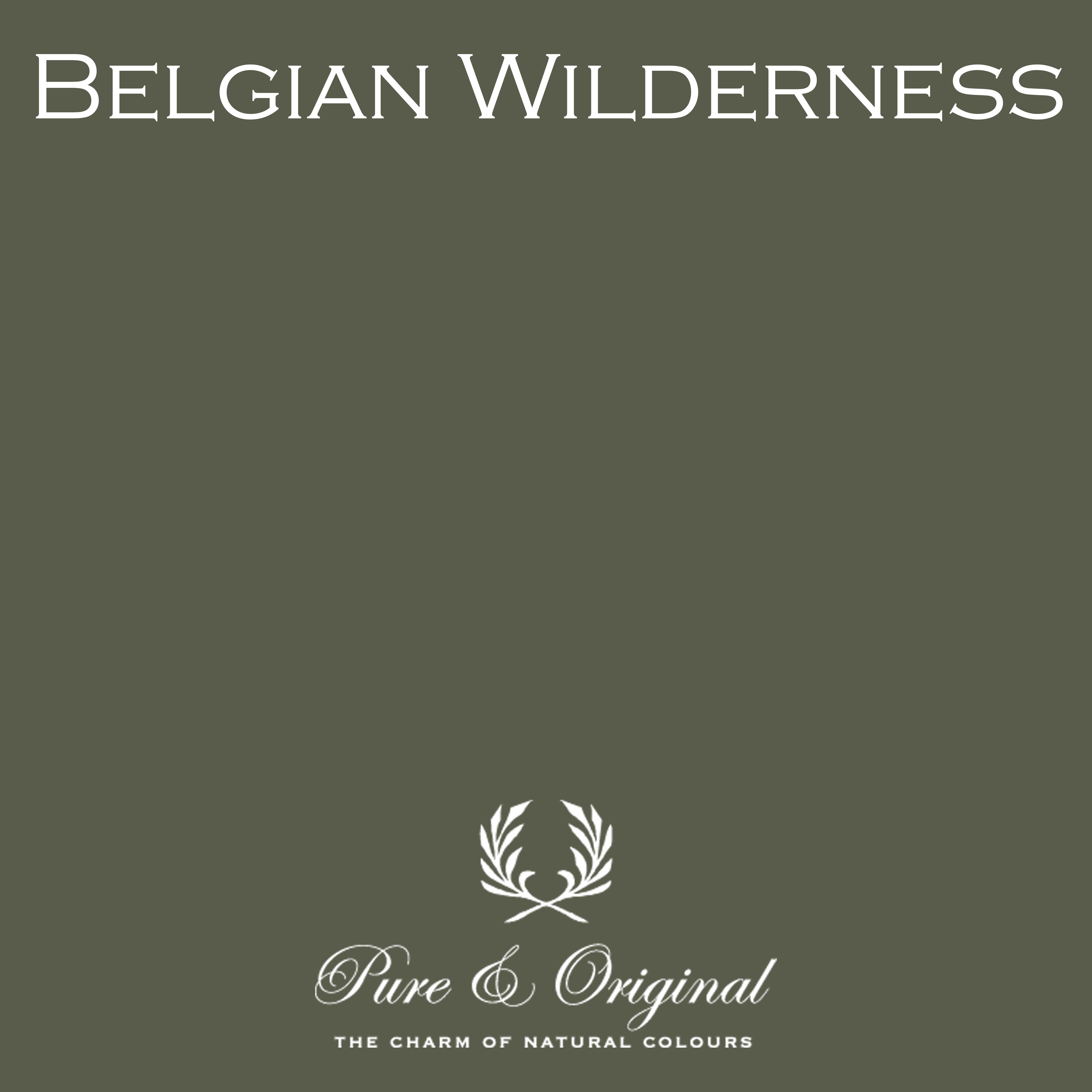 Kulör Belgian Wilderness, Classico kritfärg