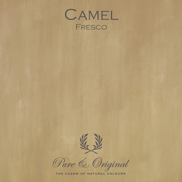 Kulör Camel, Fresco kalkfärg