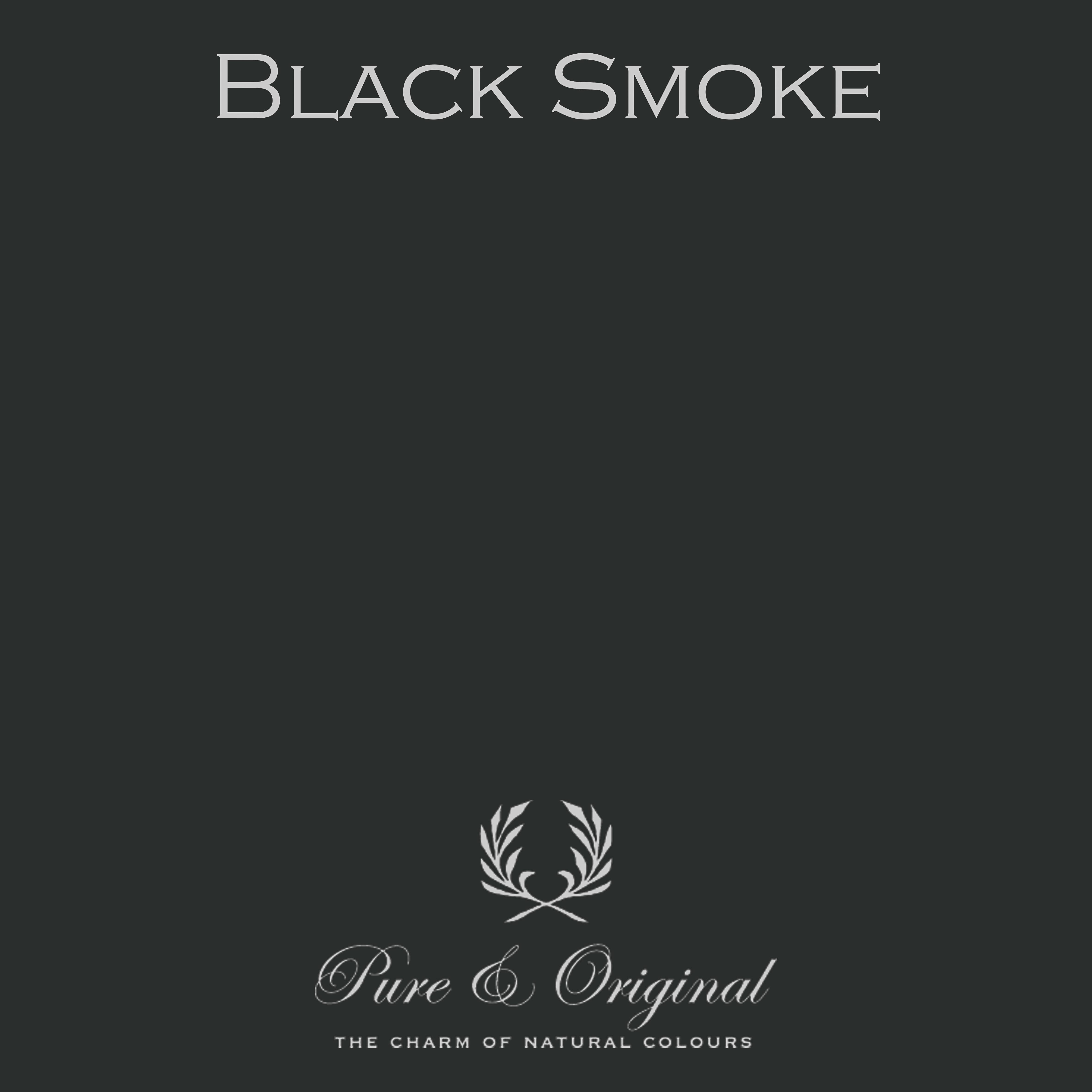 Kulör Black Smoke, Classico kritfärg