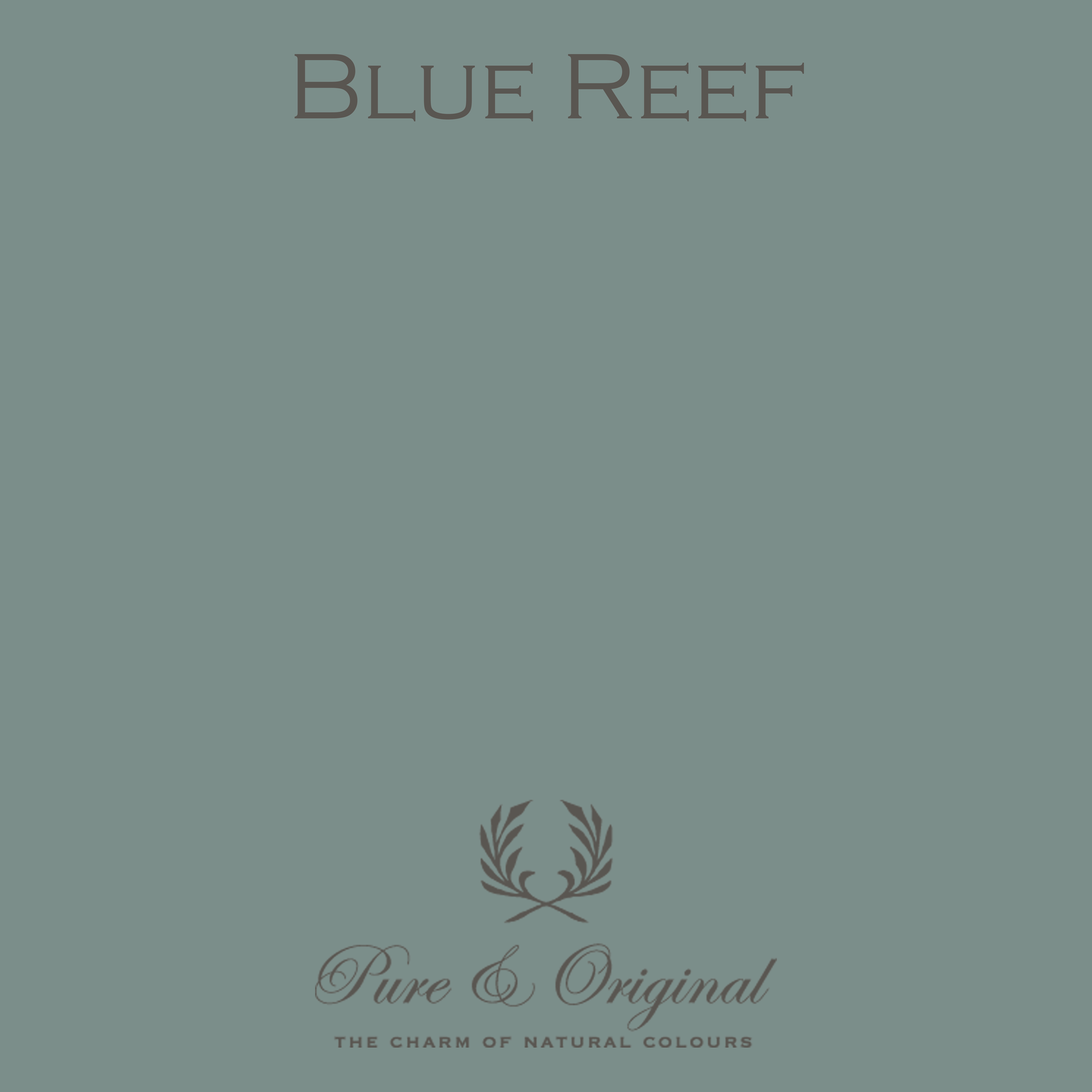 Kulör Blue Reef, Classico kritfärg