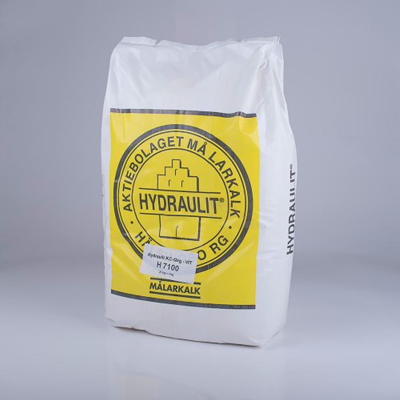 Hydraulit KC-färg, Vit, 20 Kg